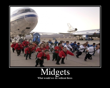 Funny Midget Pictures on Bad Ass Page  Watch  Listen  Read And Learn   Funny Pics I Found