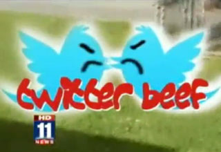 twitter [Video] Gangs Taking Their Violence Online Via Twitter Funny Picture