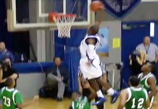 dunk [Video] High School Player Great Dunk Funny Picture