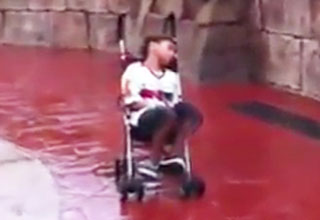sleep [Video] Why Kids Should Never Fall Asleep at a Waterpark Funny Picture