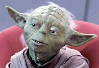 yoda [Video] Star Wars Lip Sync Funny Picture