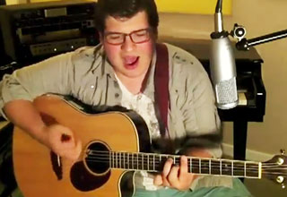 guitar [Video] A Brilliant Cover of LMFAO Sexy and I Know It Funny Picture