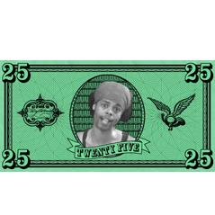 $25 Prepaid Visa