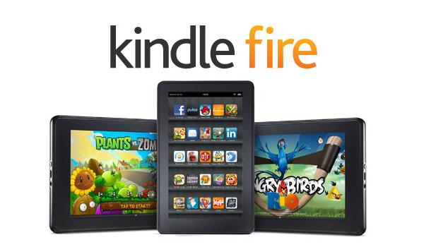 Amazong Kindle Fire
