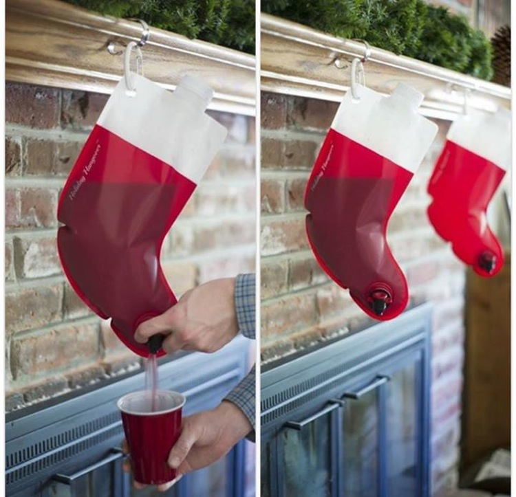 This Stocking Will Get You Wasted - Blog | eBaum's World