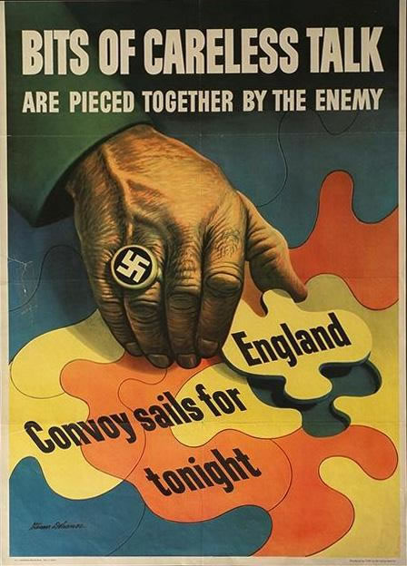 Posters de la 2da Guerra Mundial (EEUU)