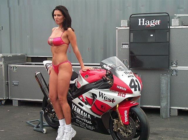 Motorcycle Hotties 24