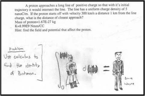 Funny Physics Test Answers