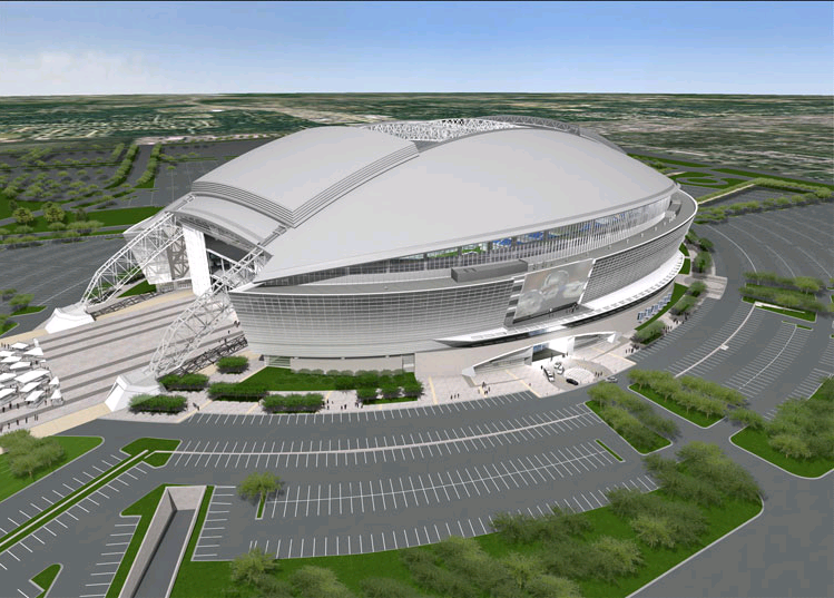 Dallas Cowboys Stadium. dallas cowboys
