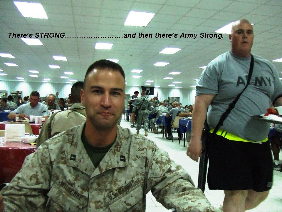 Weekend Humor: Army Wrong