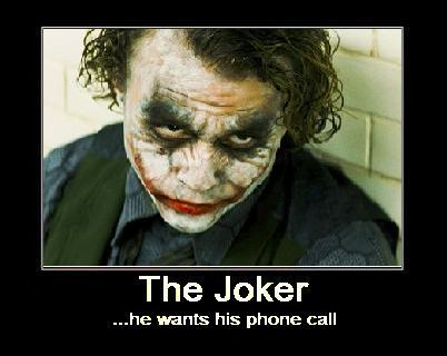 "(Swedish for ""Good morning"") and a grin to make even the Joker hang his head"