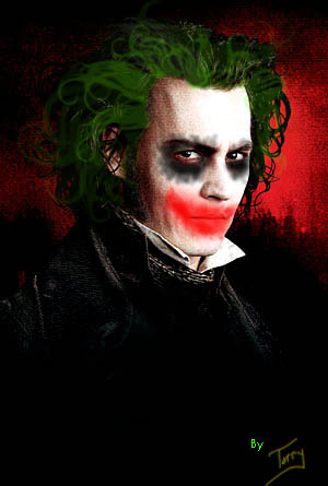 johnny depp joker