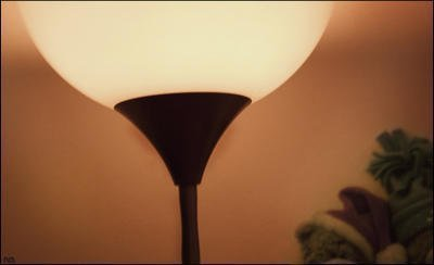 Lamp Or A Woman?