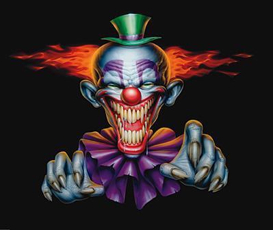 Définition de clown ass