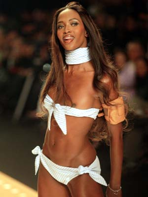 Naomi Campbell HD gallery