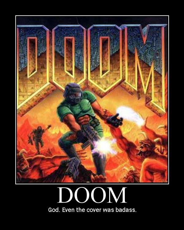 Favourite Location in a video game? Doom