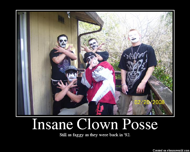Insane clown posse/fuck the world images 39