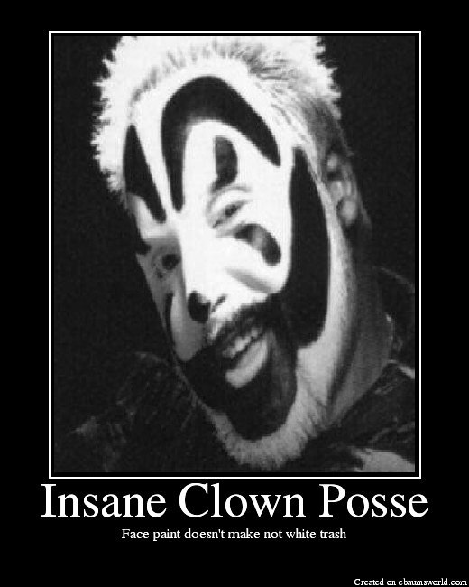 Insane clown posse/fuck the world images 84