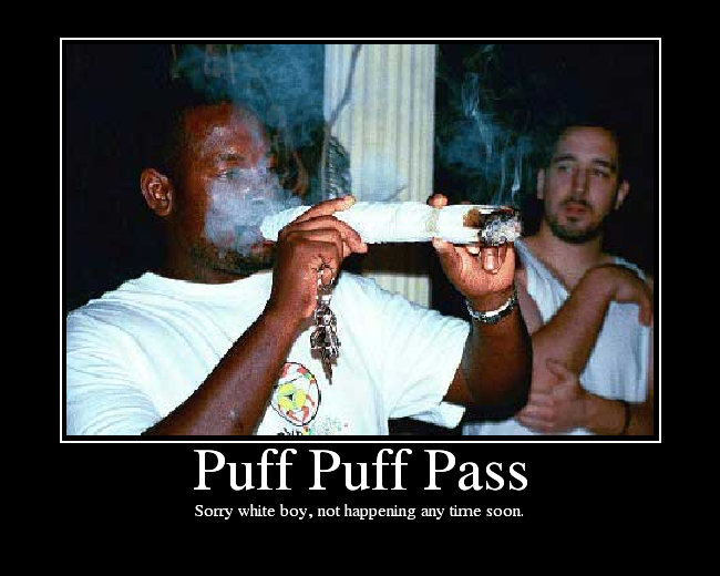 Puff, Puff, Pass movie