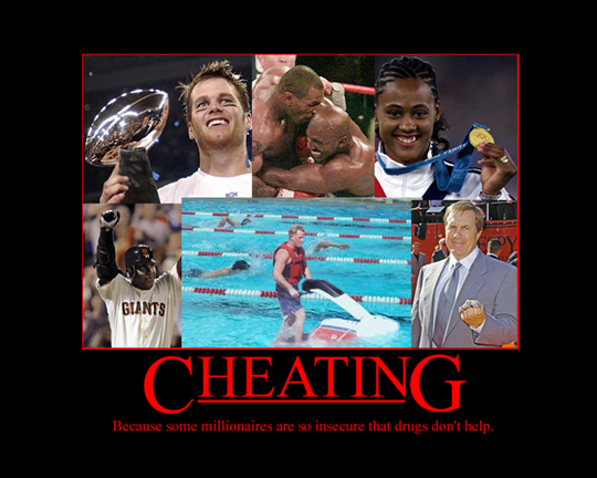 Essay Cheating In Sport