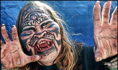 Insane face tattoos singapore forums by for Tattoo singapore forum
