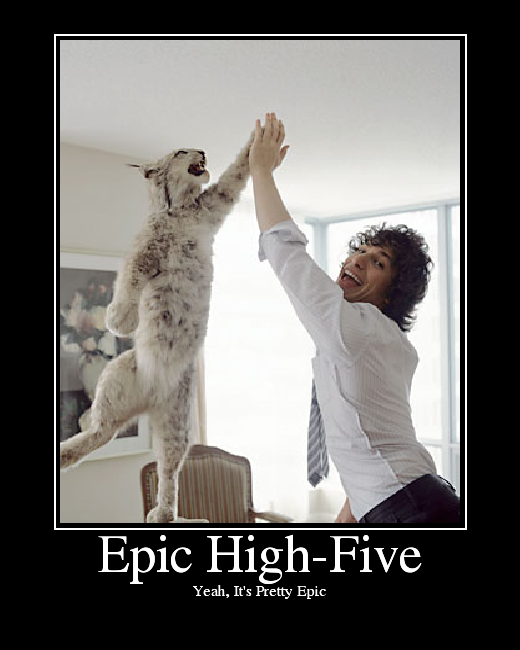 http://media.ebaumsworld.com/picture/Short_Yeti/EpicHighFive.png