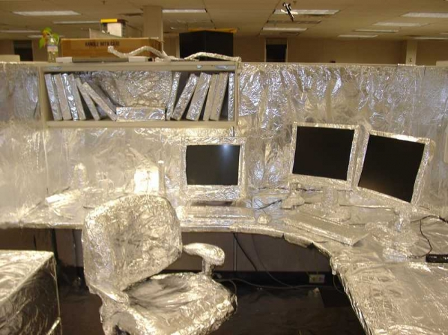 cybernotes  humorous office pranks and practical jokes