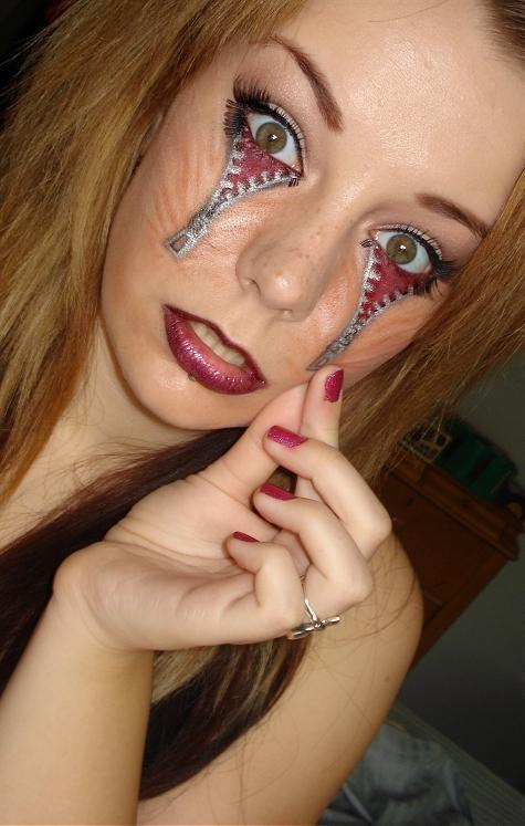 Gudu ngiseng blog tattooed face for Girl with star tattoos on face