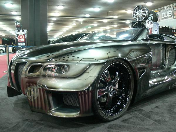 BMW Sinister Six tuning