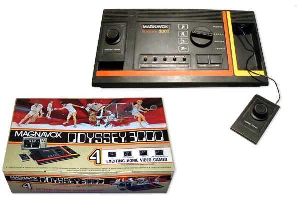 Evolución de las Consolas (1972 a la fecha)