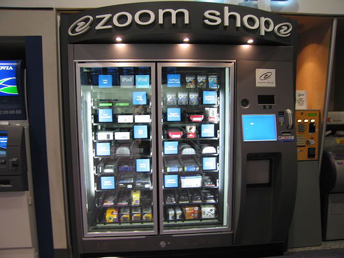 Odd Vending Machines