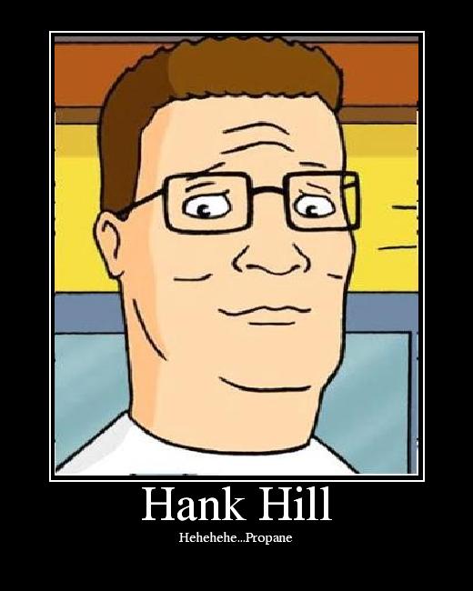 Hank Hill on Jail Break? HankHill