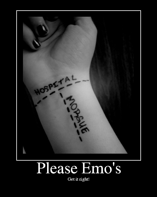 Emo Quotes About Suicide: Emo Girl Gun Quotes. QuotesGram