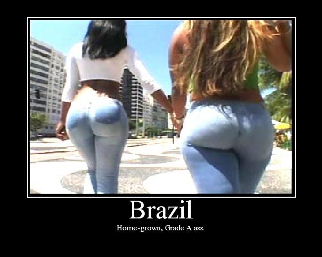 Brazilian Huge Ass 118