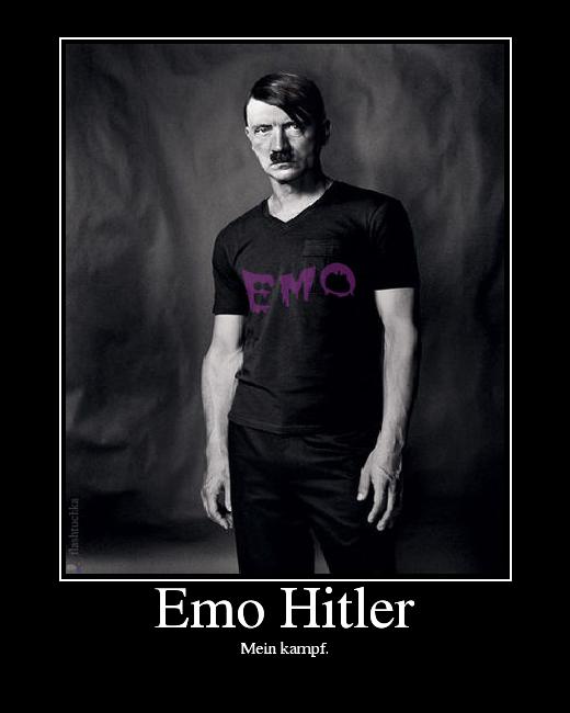 Makam dr Poch 'Hitler' Terakhir Ditengok 1980 EmoHitler