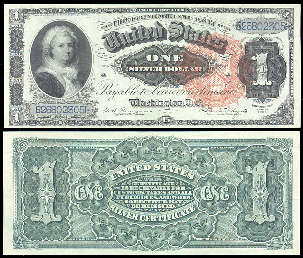 Old US Money
