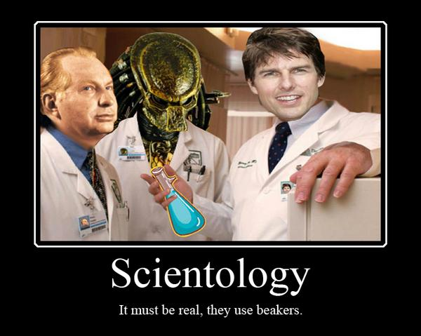 religion scientology should not be a religion bigfooty