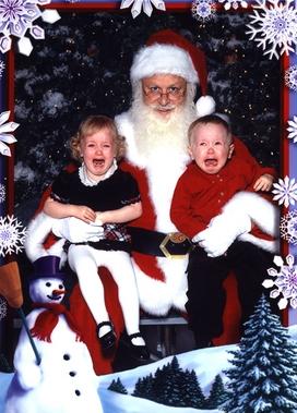Miedo a Santa Claus Santa013