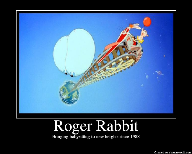 expect roger rabbit 2 awesome