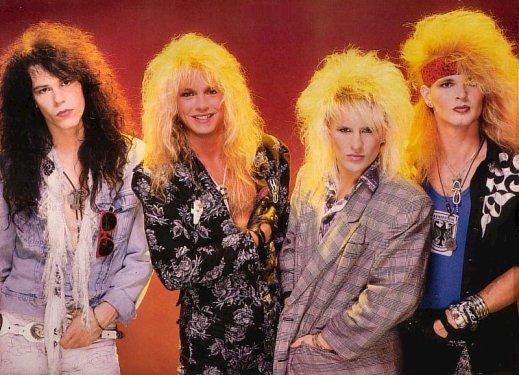 Peinados de los 80
