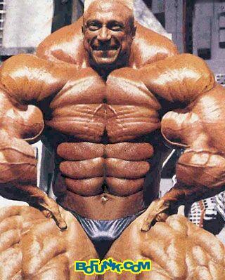 brad pitt muscle