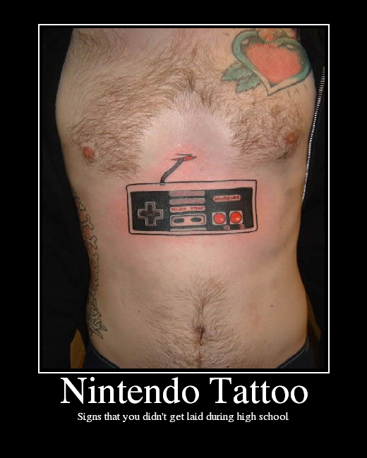 google tattoos · dumb tattoos