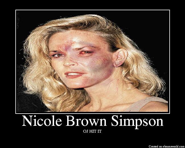 Death Photos Of Nicole Brown Simpson Nicole brown simpson autopsy