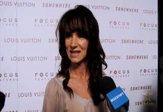 Juliette Lewis StarCam Interview at Somewhere Premiere view on ebaumsworld.com tube online.