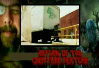 The Return of the Crteature Feature Show New Movies Promo view on ebaumsworld.com tube online.